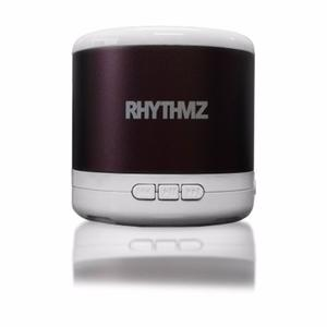 Corneta Portatil Recargable Microsd Rhythmz By Imexx Audio