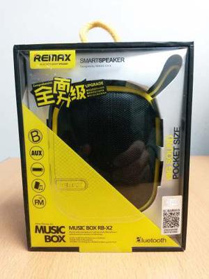 Corneta Portátil Remax Bluetooth 3.0 Manos Libres