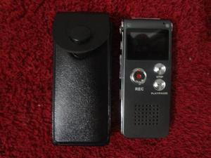 Grabadora De Voz Digital 8gb Con Cable Usb