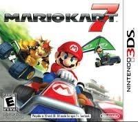 Juego De Mario Kart 7 Original Para Nintendo Ds Xl
