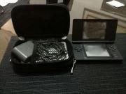 Nintendo Ds Lite 3 Juegos Cargador Y Estuche