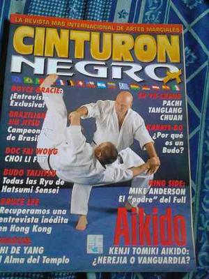Revista Cinturon Negro