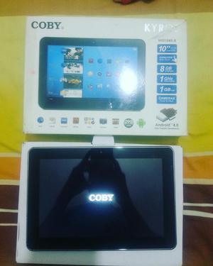 Se Vende Tablet Coby Leer