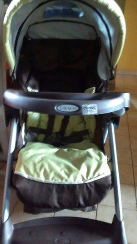 Silla Y Coche De Bebé Marca Graco