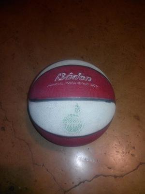 Balon De Mini Basket Baden Original