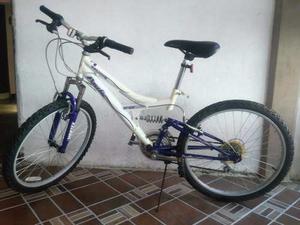 Bicicleta Montañera Rin 24 Marca Pacific - Girl / 220 Mil