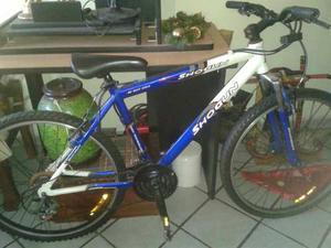 Bicicleta Montañera Rin 26 Marca Shogun