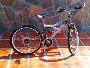 Bicicleta Montañera Tuff Gear Sport Rin 26 Nueva Con Caja
