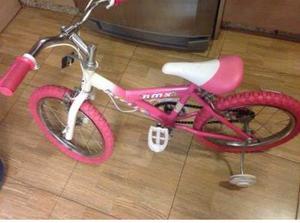 Bicicleta Para Niña Bmx