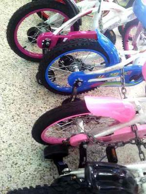 Bicicleta Rin 12 Para Niños Y Niñas Nuevas