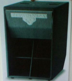 Cajones Acústico Para Minitecas Serwin Vega Estroker 18