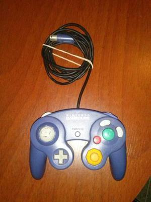 Control De Gamecube Original Morado