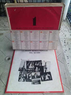 Discos Acetato De Colección 10lp