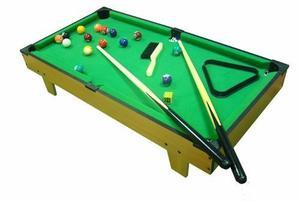 Mesa De Pool Jeidy Toys 84 Cm Largo Día Del Padre