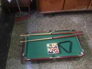 Mini Mesa De Pool En Perfecto Estado!