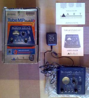 Pre Apmplificador Tube Mp Art V3 Studio