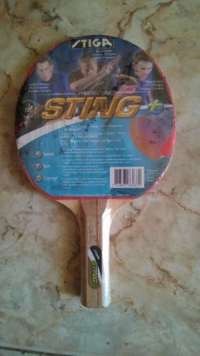 Raqueta Tenis De Mesa Ó Pingpong, Marca Stiga,modelo