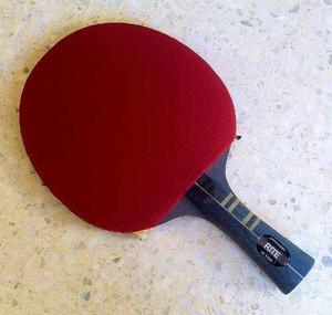 Raqueta Tenis Mesa Ping Pong Rite Y Wrb *** Stiga Attitude