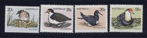 Serie Estampillas De Australia Nuevas