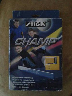 Stiga Champ Malla De Tenis De Mesa O Ping Pong