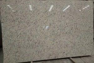 Topes De Granito Blanco Ornamental Por M2