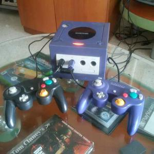 Vendo O Cambio Mi Nintendo Gamecube