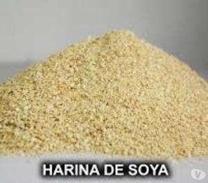 harina de soya