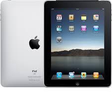 tablet ipad  para repuesto pantalla partida