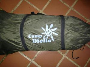 Carpa Camp Dielle Para 10 Personas