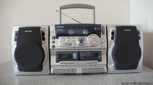 Equipo De Sonido Aiwa Am-fm Para Ser Reparado O Respuestos
