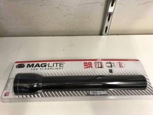 Linterna Maglite 3d Led Negra 168lumens