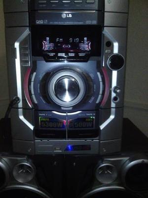 Vendo O Cambio Equipo De Sonido Lg w (para Reparar)