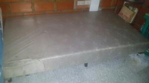 Cama Individual Box Usada