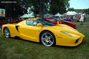 Enzo Ferrari Limited Edition Escala 1/38 Producto Oficial