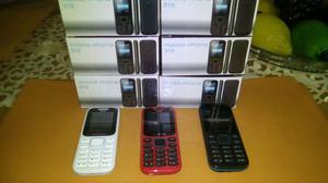 Telefonos Dual Sim Basicos