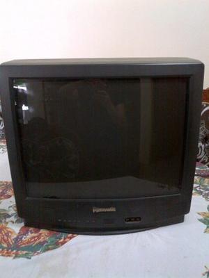 Televisor Panasonic 21 Pulgadas.