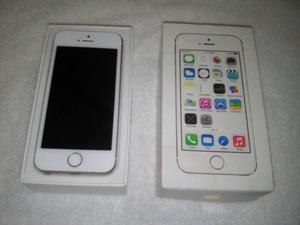 iPhone 5S Gold de 16Gb Liberado