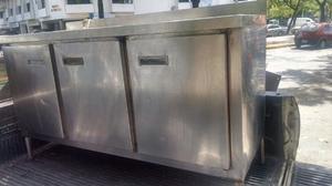 Cava Refrigerador Nevera Bar 2 Puertas Horizontal Operativa