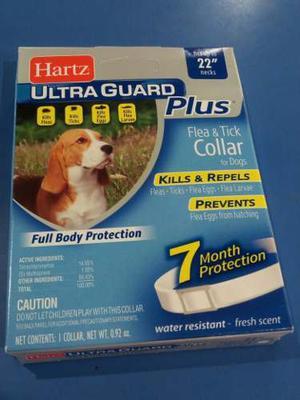 Collar Antipulgas Garrapaticida Hartz 55 Cm