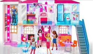Barbie Hello Dreamhouse Mattel Sellada + Regalo
