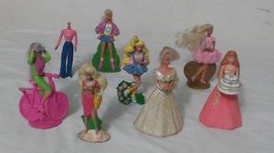 Barbie Mcdonalds Coleccionable Juguete Decoración De Los 90