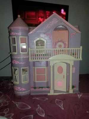 Casa De Barbie Original En Perfecto Estado