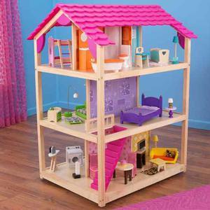Casa De Munecas Barbie O Peluche