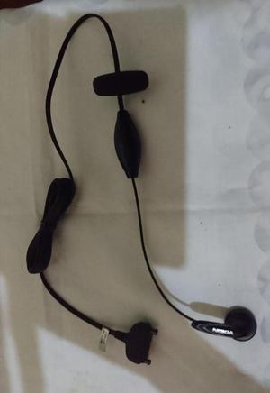 Manos Libres Nokia Modelo Viejo
