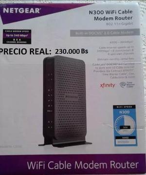 Modem Router Wifi Netgear N300