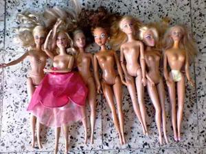 Muñecas Barbie 100% Originales