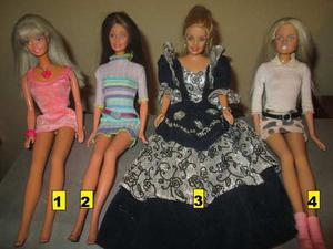 Oferta Muñecas Barbie Originales Mattel