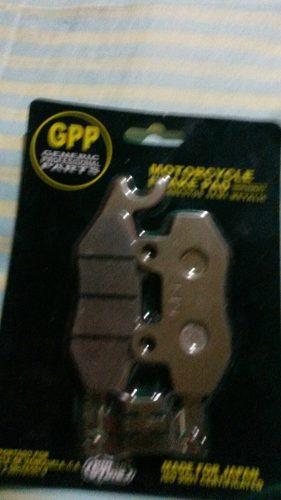 Pastillas Gpp De Dr650,klr650,hj125,tx 200,gn125 Y Vstro