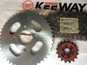 Relacion O Rodamiento Supershadow 250 Empire Keeway Original