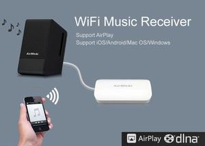 Repetidor Extensor De Señal Wifi / Receptor De Audio Wifi